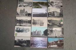 Débarras De Mes Cartes - Lot De 28 Cpa De La CHARENTE  (dont Angoulème, Halles Centrales, Colonie Scolaire De Thiais, R - Non Classificati