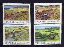 Transkei - 1985 - Soil Conservation - MNH - Transkei