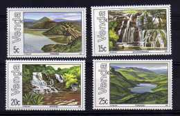 Venda - 1981 - Lakes & Waterfalls - MNH - Venda
