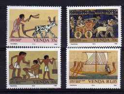 Venda - 1992 - Inventions (2nd Series) - MNH - Venda