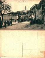 304) Cartolina Di Frosinone-via Cavour-nuova - Frosinone