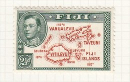 KING GEORGE VI - - Fiji (...-1970)