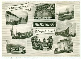 Schnappschüsse Aus Bensberg - Bergisch Land - Mehrbild - Bergisch Gladbach