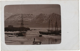 Real Photo Iceland P. Used 1913 Seydisfjorddur  Duupivogur Polar Polaire - Islande