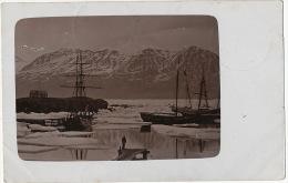 Real Photo Iceland P. Used 1913 Seydisfjorddur  Duupivogur Polar Polaire