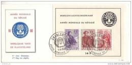 Blok 32 Charleroi - 1951-60