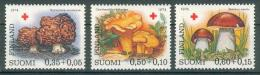 Collection FINLANDE ; FINLAND ; 1974 ; Lot 19 ; Y&T N° 717 à 719 ;  Neuf  Ttbe - Neufs