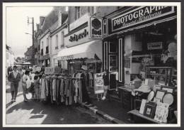 CPM - PLOUAY - Yvon KERVINIO - Braderie 1987 - Boutique Du Photographe - Autres Communes