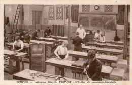 CEMPUIS - Inst. Dép. G. PREVOST - L'Atelier De Menuiserie -Ebénisterie  - - Sin Clasificación