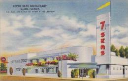 Florida Miami Seven Seas Resturant