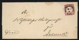 D.R.Nr.19,EF,o-Schwalenbe Rg (5990) Preis Wurde Reduziert !! - Briefe U. Dokumente