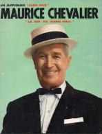 - REVUE De 66 Pages Sur Maurice CHEVALIER , 1972 -  311 - People