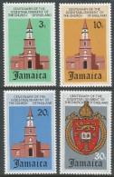 Jamaica. 1971 Centenary Of Disestablishment Of Church Of England In Jamaica. MH Complete Set - Jamaica (1962-...)