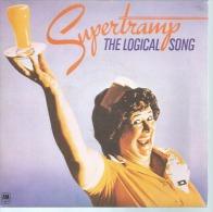 "45 Tours SP - SUPERTRAMP   -  AM 6892  "" THE LOGICAL SONG  "" + 1 ( 2ème Pochette ) - Otros - Canción Inglesa"