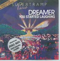 """45 Tours SP - SUPERTRAMP   -  AM 9015  """" DREAMER  """" + 1  ( EN PUBLIC ) - Otros - Canción Inglesa"""