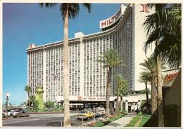 NEVADA-LAS VEGAS: POSTCARD HILTON HOTEL & CASINO. IT�S THE WOLD�S LARGEST RESORT. GECKO.