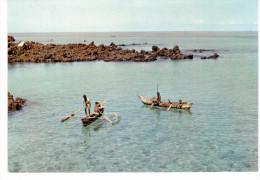 Pêcheurs à Moroni - Comores