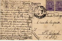 1512    Postal Belgica 1922 Gent  Gand - Bélgica