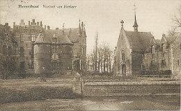 Herenthout - Kasteel Van Herlaer - Herenthout