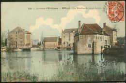 Olivet -   Les Moulins De St Santin - Other Municipalities