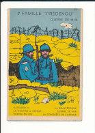Humour Histoire De France / Guerre De 14-18 / Soldat Français Poilu Tranchée  // IM 131/9 - Old Paper