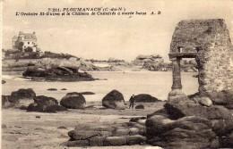 211  - Ploumanach (C. Du N.)  - L\\´oratoire St-Guirec Et Le Château De Costaérés à Marée Basse  - A.B - Postcards