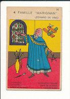 Humour Histoire / Léonard De Vinci / Outil Instrument Compas  // IM 131/9 - Documentos Antiguos
