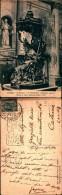 336)cartolina Di Foligno-s. Feliciano-statua In Argento-viaggiata 1924 - Foligno