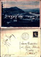 369) Cartolina Di Serravalle Scrivia - Ponte Della Direttissima Genova Milano - Viaggiata 19/5/1939 - Alessandria