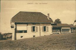01 HAUTEVILLE LOMPNES / Les Chardons / - Hauteville-Lompnes