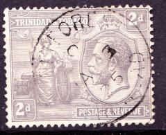 Trinidad & Tobago, 1922, SG 222, Used - Trinidad & Tobago (...-1961)