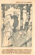 ILLUSTRATEUR HEINE  ETABLISSEMENTS DE L'ASSISTANCE PUBLIQUE SATIRIQUE - Other Illustrators