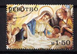 LESOTHO - N° BF7° - NOËL - Lesotho (1966-...)