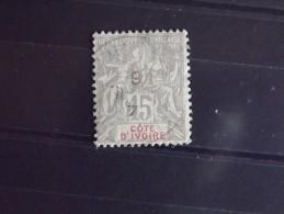 Cote D'ivoire N°15 Oblitéré - Usados