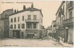 CPA 01 - Oyonnax - Place Saint Germain - Oyonnax