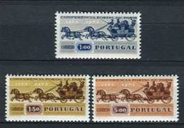 Portugal 1963. Yvert 919-21 ** MNH. - Unused Stamps