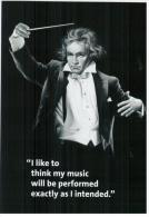 Ludwig Van Beethoven Composer Music - Musique Et Musiciens