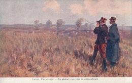 JF Bouchor, Armée Française Un Général (3605) - Illustrateurs & Photographes