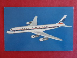 Delta Air Lines   Not Mailed   Ref 1230 - 1946-....: Moderne
