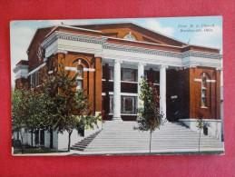 - Oklahoma > Bartlesville First M.E. Church  Not Mailed   Ref 1231 - Bartlesville