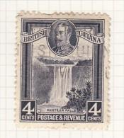 KING GEORGE V - 1934 - British Guiana (...-1966)