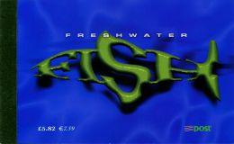 ER0102 Ireland 2001 Freshwater Booklet 16v MNH - Nuovi