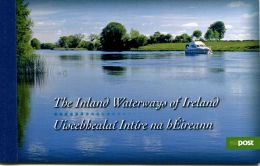 ER0145 Ireland 2006 Canal Waterway Booklet 16v MNH - Nuovi
