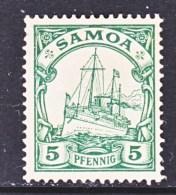 GERMANY  SAMOA  58  * - Colony: Samoa