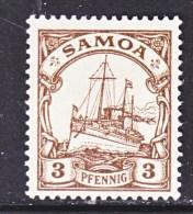 GERMANY  SAMOA  57  * - Colony: Samoa