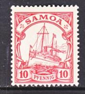 GERMANY  SAMOA  59  * - Colony: Samoa
