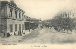 MARSEILLE LA GARE