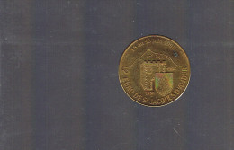 2 EURO De SAINT - JACQUES - D'AMBUR . 2 000 Exemplaires . - Euros Of The Cities
