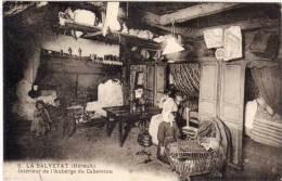 LA SALVETAT - Intérieur De L' Aubergee Du Cabaretou   (65166) - La Salvetat
