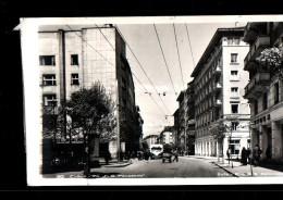 BULGARIE Sofia Sophia, Rue GS Rakovsky, Animée, Autobus, Ed ? 30, CPSM 9x14, 195? - Bulgarie